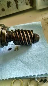 motor gear close up (Custom)